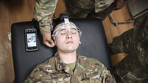 Medics start using scanner that could detect TBI earlier